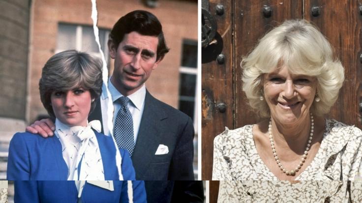 Camilla Parker-Bowles ist unschuldig! Sie war nicht der Grund der Trennung von Lady Di und Prinz Charles.
