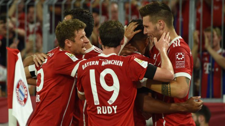 Der FC Bayern München konnte sich seinen 29. Meistertitel holen.