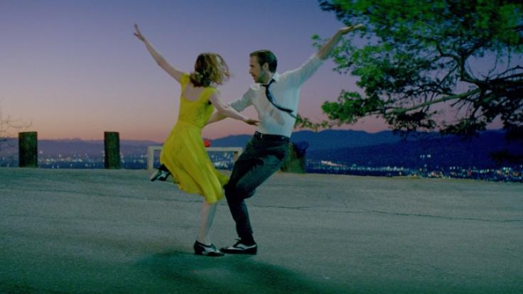 Emma Stone und Ryan Gosling in ihrem neuen Film