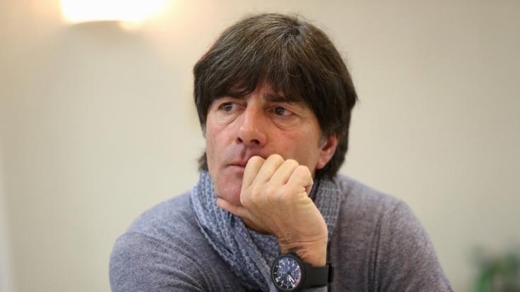 Jogi Löw wird einen Spieler für Antonio Rüdiger nachnominieren.