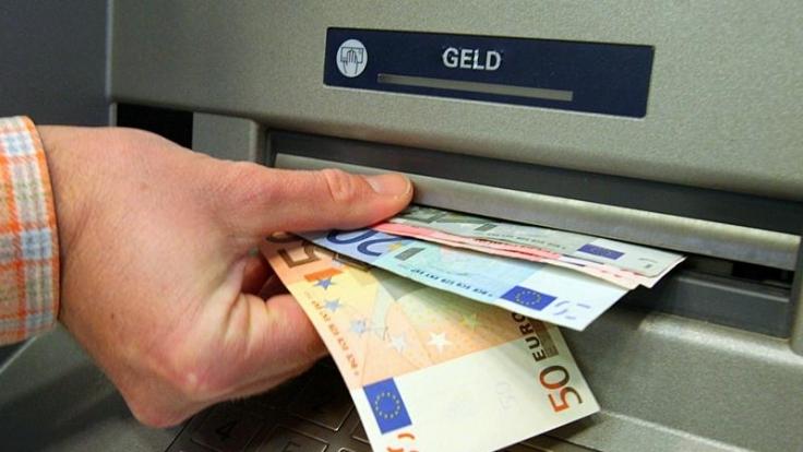 Geldautomat (Foto)
