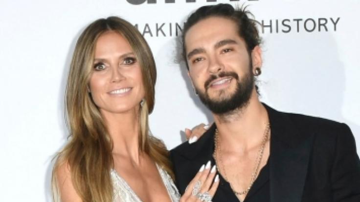 Heidi Klum und Tom Kaulitz wollen sich in diesem Jahr das Ja-Wort geben. (Foto)