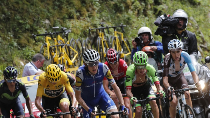 Bei der Tour de France 2017 steht am Dienstag, den 11.07.2017, die 10. Etappe Périgueux / Bergerac an.
