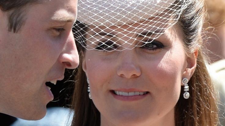 Bezaubernd, charmant, zurückhaltend - so trat Herzogin Kate jahrelang in der Öffentlichkeit auf. (Foto)
