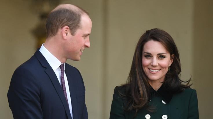 Prinz William und Kate Middleton gönnen sich aktuell eine royale Auszeit. (Foto)