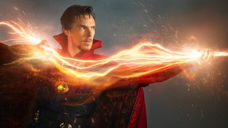 Benedict Cumberbatch spielt