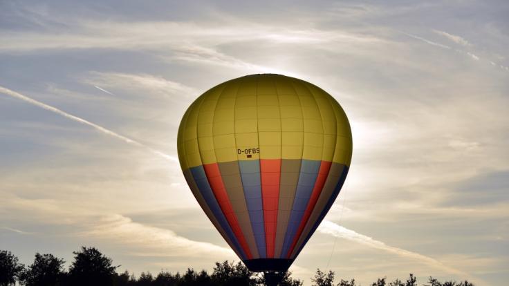 In Rheinland-Pfalz ist am 16. August ein Heißluftballon abgestürzt. (Symbolfoto). (Foto)