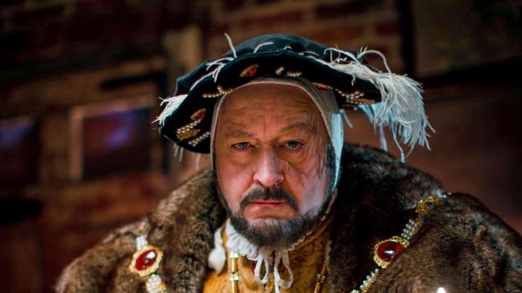 Heinrich VIII. bei Arte (Foto)