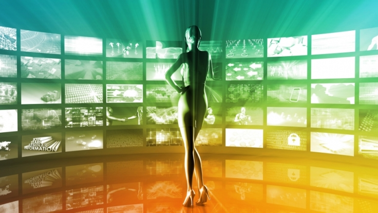 Die Auswahl an TV-Sendungen und Serien im Internet ist gewaltig. (Foto)