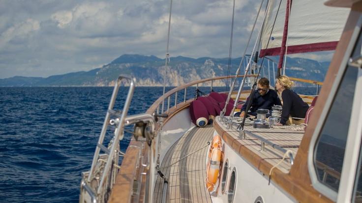 Im Kielwasser des Odysseus mit Sylvain Tesson bei Arte