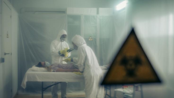 24 Kinder starben in Indien an einem mysteriösem Fieber. (Foto)