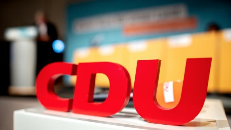 Die CDU feiert ihr 75. Jubiläum.