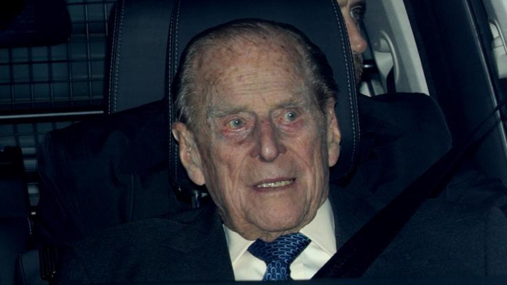 Eine britische Behörde hat Prinz Philip fälschlicherweise für tot erklärt.