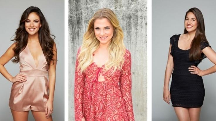 Nicht nur in der Soap ein absoluter Hingucker: die GZSZ-Stars Janina Uhse, Valentina Pahde und Elena Garcia Gerlach. (Foto)