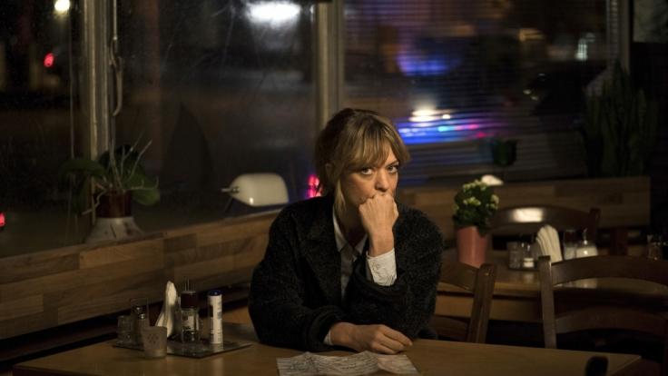 Was sagt man einer Mutter, deren Kind höchstwahrscheinlich entführt wurde? Ellen (Heike Makatsch) will nichts Unmögliches versprechen. (Foto)