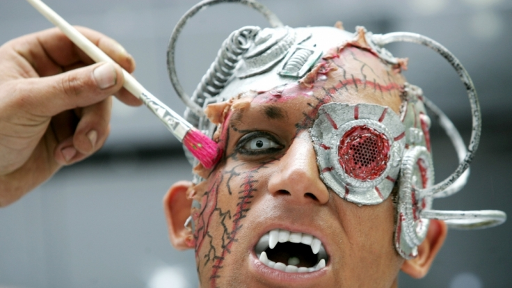 Der Cyborg, die Mischung aus Mensch und Maschine, ist schon Wirklichkeit.