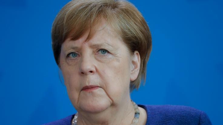 Angela Merkel soll keine Lust mehr auf den Corona-Zoff in der Regierung haben.