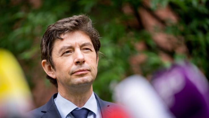 Christian Drosten sorgte mit einer Studie für Aufruhr. (Foto)