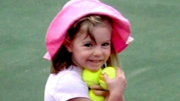 Was geschah mit Madeleine McCann? Die Dreijährige verschwand am 3. Mai 2007 aus einer Ferienlage in Portugal.