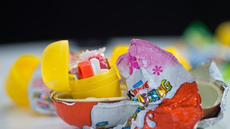 Ob sich eine Figur im Ü-Ei versteckt, verraten ein paar einfache Tricks. (Foto)