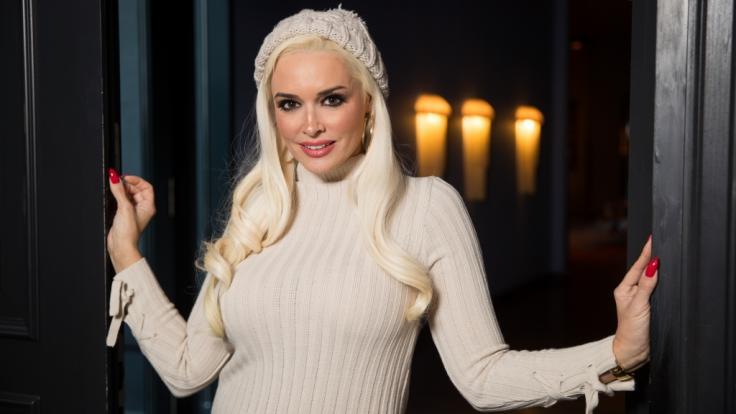 Daniela Katzenberger hat sich als echte Frostbeule geoutet.
