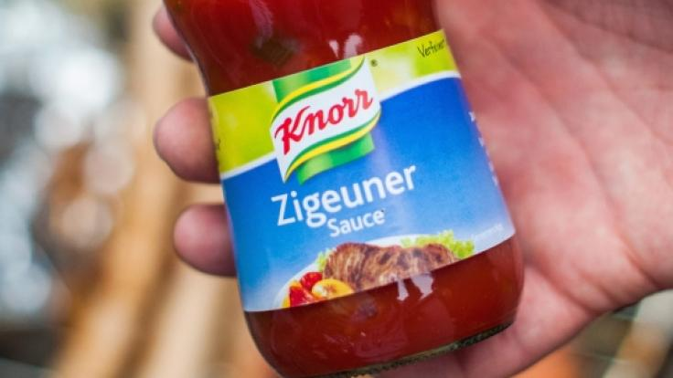 "Knorr benennt ""Zigeunersauce"" um. (Foto)"