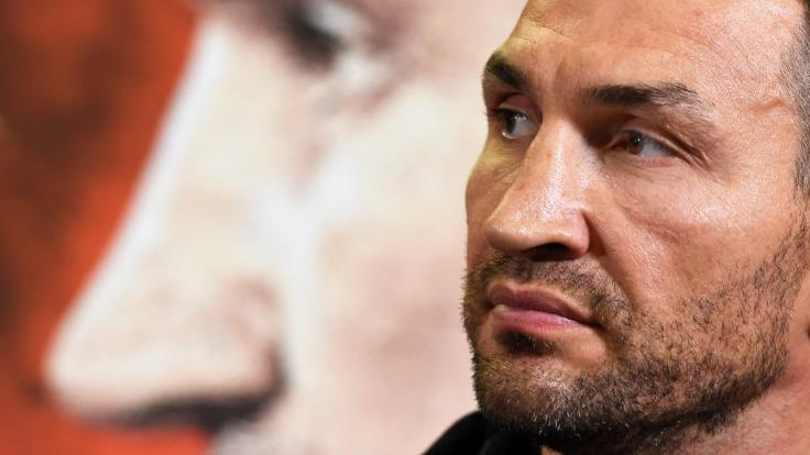 Wladimir Klitschko trauert um Lydia Smuda.