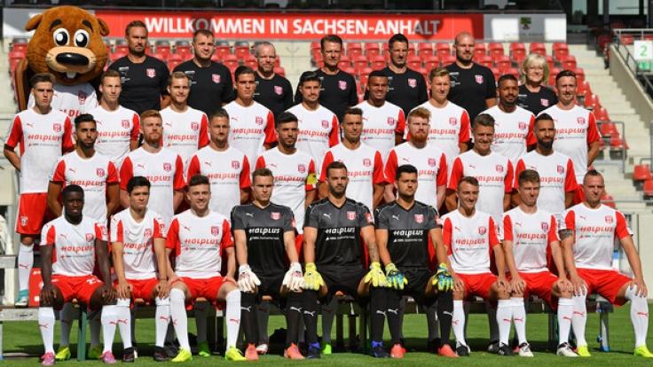HeimspielHallescher FC : Die aktuellen Spielergebnisse der 3. Liga bei news.de. (Foto)