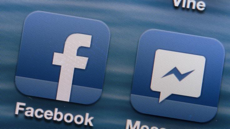 Der Facebook-Messenger bekommt bald eine Löschen-Funktion.