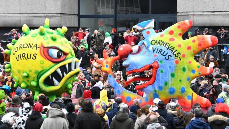 Die Corona-Pandemie macht dem Karnevalsbeginn am 11.11.2020 einen Strich durch die Rechnung. (Foto)
