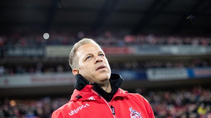 Der Vater von Köln-Trainer Markus Anfang erlitt während der PartieKöln gegen MSV Duisburg einen Herzinfarkt.