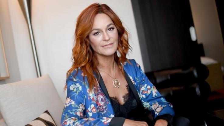 Andrea Berg muss ihr Konzert in Halle absagen. (Foto)