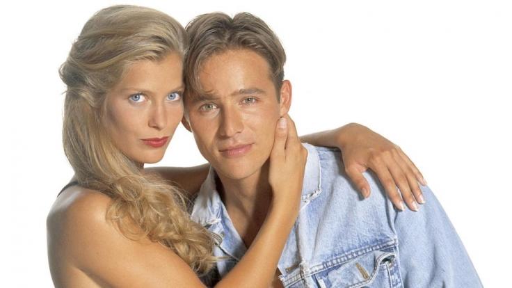 """Geschwister-Liebe bei """"Verbotener Liebe"""": Julia und Jan waren das Skandal-TV-Paar der 90-er Jahre. (Foto)"""