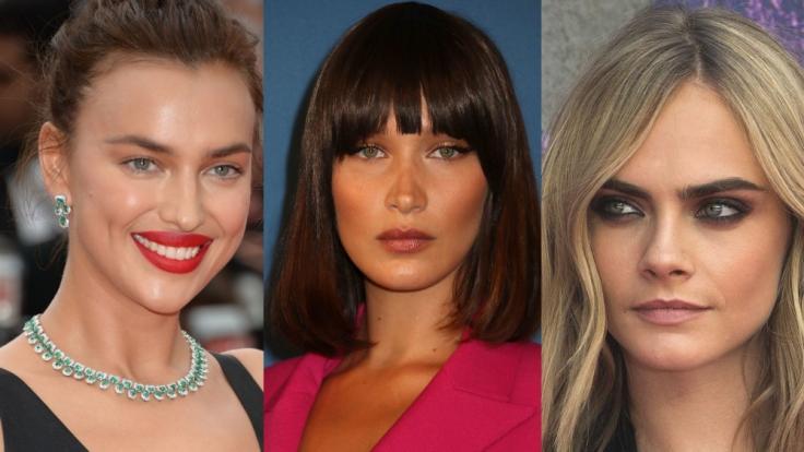 """Cara Delevingne, Bella Hadid und Irina Shayk geben sich für Rihannas Dessous-Modenschau """"Savage X Fenty"""" die Ehre. (Foto)"""