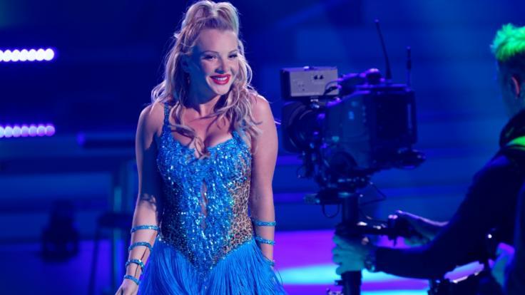 """Evelyn Burdecki tanz derzeit auf der """"Let's Dance""""-Tour. (Foto)"""