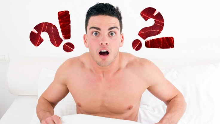 Auch Männer können multiple Orgasmen erleben.