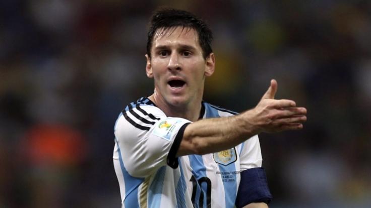 Ist Lionel Messi für Argentinien ein Hemmschuh?