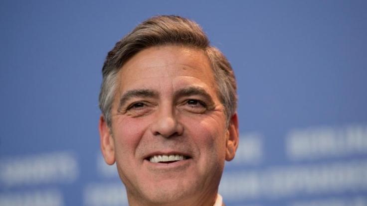 Mit Amal Alamuddin wird George Clooney sesshaft. (Foto)