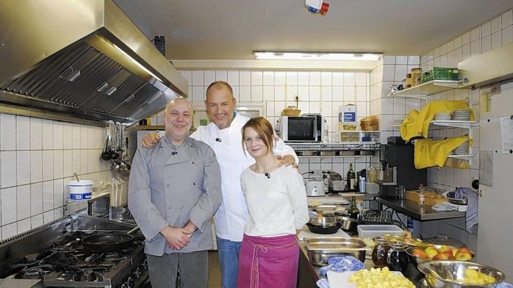 Rosins Restaurants - Ein Sternekoch räumt auf! bei kabel eins (Foto)