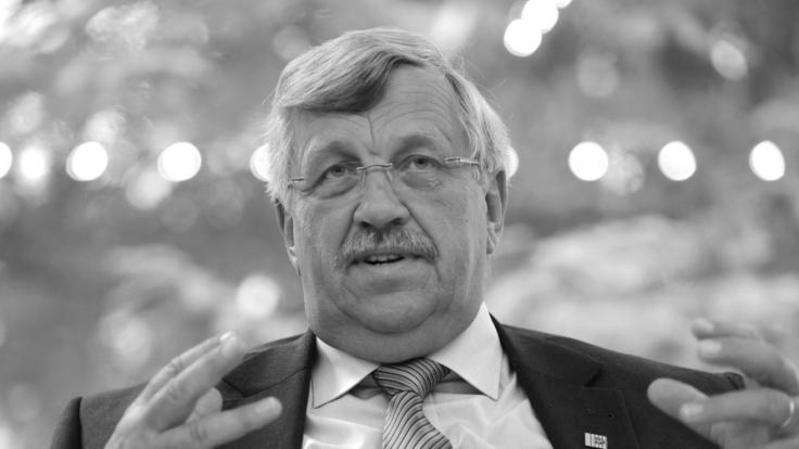 Walter Lübcke ist im Alter von 65 Jahren unerwartet gestorben.