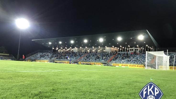 Alles zum aktuellen Spiel des FK Pirmasens lesen Sie hier auf news.de. (Foto)