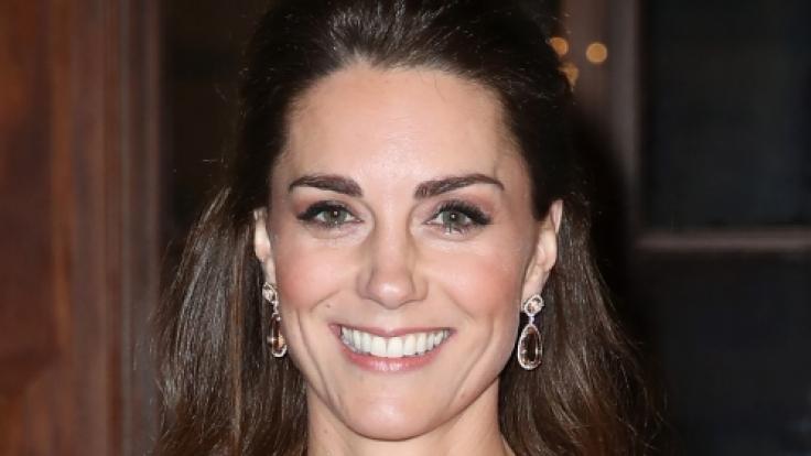 Kate Middleton Echt Unroyal Herzogin Kate Zeigte Ihren Nackten