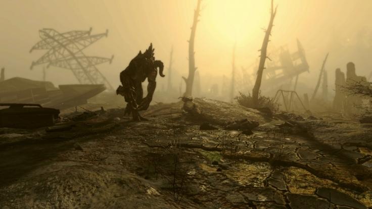"""Todeskrallen wie diese gehören zu den gefährlichsten Gegnern in """"Fallout 4"""". (Foto)"""