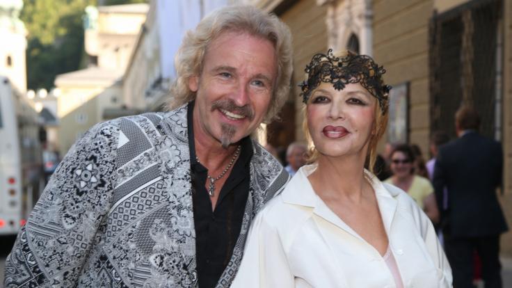 Thomas Gottschalk und Ehefrau Thea haben sich getrennt.