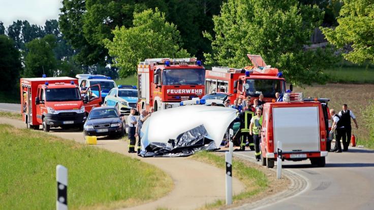 Friedrich Herzog von Württemberg starb noch an der Unfallstelle. (Foto)