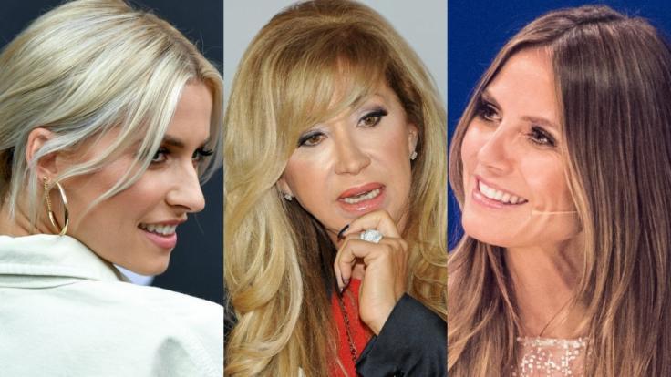 Lena Gercke, Carmen Geiss und Heidi Klum waren nur drei Stars, die diese Woche in den Promi-News auftauchten.