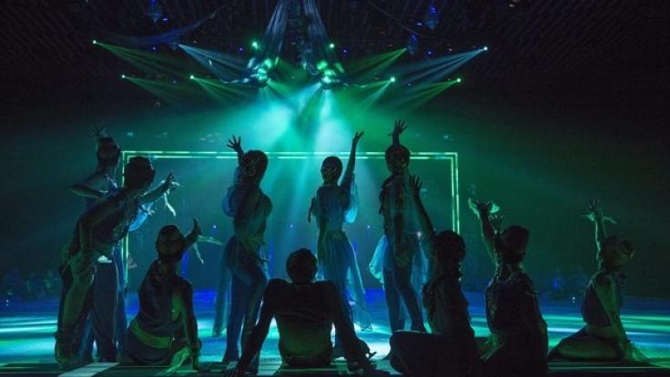 """""""Holiday on Ice"""" tourt 2017/2018 mit """"Atlantis""""-Show. (Foto)"""