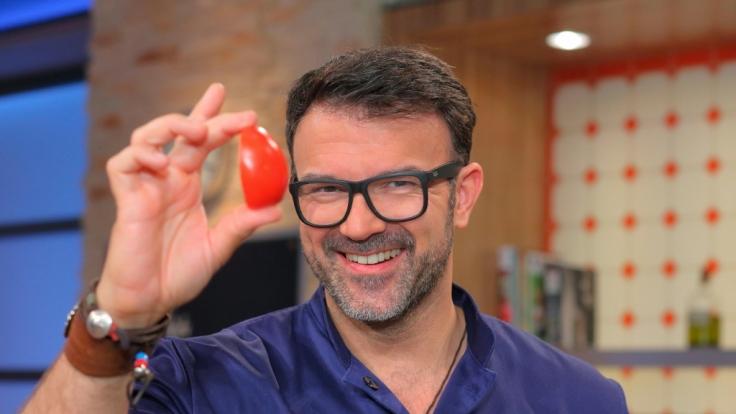 """Fernsehkoch Tarik Rose präsentiert beim """"ARD-Buffet - Leben  Genießen"""" die besten Rezepte und cleversten Tricks für den Alltag. (Foto)"""