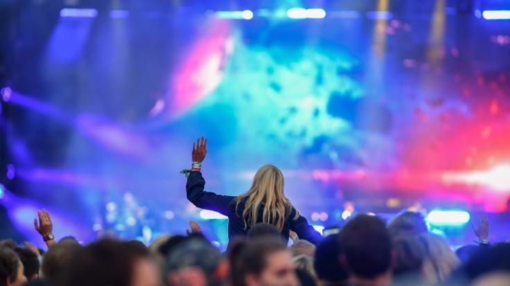 Beim Lollapalooza-Festival 2018 erwarten die Besucher in Berlin zwei Tage Live-Musik.