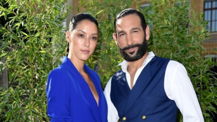 Rebecca Mir und Massimot Sinatósind seit 2015 verheiratet. (Foto)